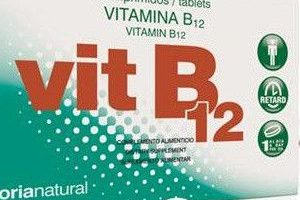 Reseña Vitamina B12 Soria Natural